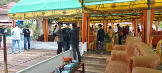 Kapolres Tana Toraja Hentikan Pesta Resepsi Pernikahan Di Gandasil