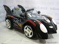 1 Junior Z662 Batman BatMobile Battery-operated Toy Car