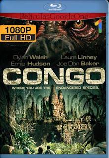 Congo  [1995] [1080p BRrip] [Latino-Inglés] [GoogleDrive] LaChapelHD