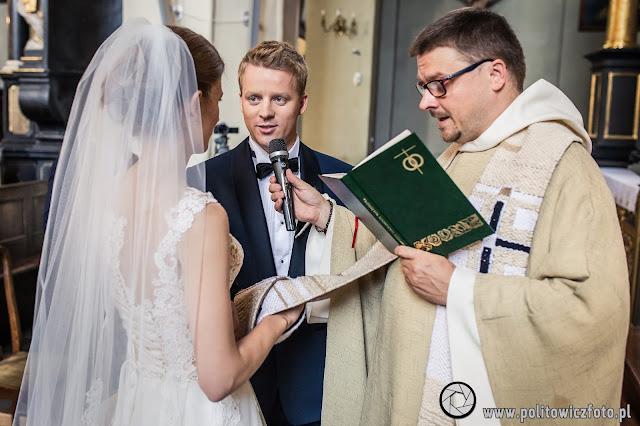 ślub w kościele Mikołaja