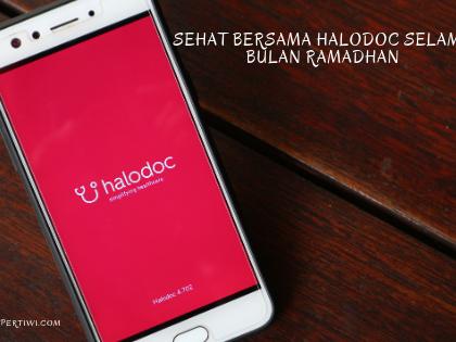 Sehat Bersama Halodoc Selama Bulan Ramadhan