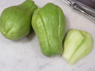 Benefits And Efficacy Chayote To Health - 2