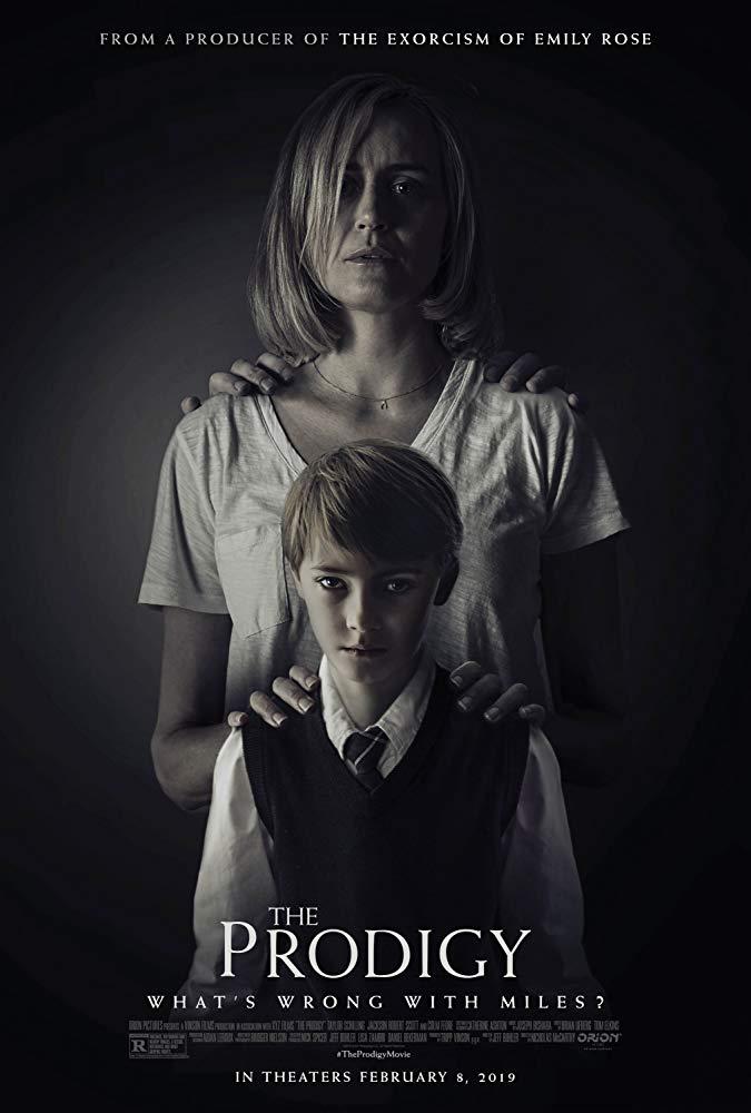 Review Filem The Prodigy