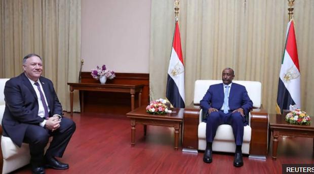 Donald Trump confirme sa volonté de retirer le Soudan de la liste des `` États soutenant le terrorisme ''