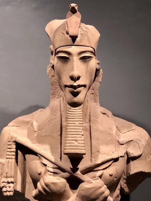 Ακενατόν: Ο «αντάρτης» Φαραώ της Αιγύπτου, ένας αιρετικός μονοθεϊστής, οπαδός του Ήλιου