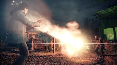 Alan Wake Remastered Game Screenshot 1