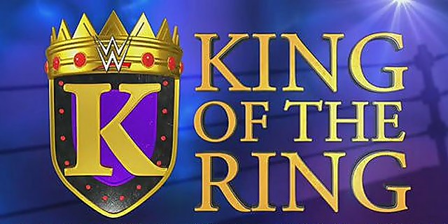 WWE Botches King Of The Ring Graphic, Updated Brackets