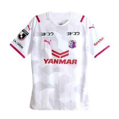 J1 League 2021 Cerezo Osaka Kits