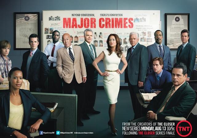 Major Crimes (2012-) G ταινιες online seires xrysoi greek subs