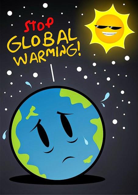 Contoh Poster Global Warming Lucu Dalam Bahasa Inggris ...