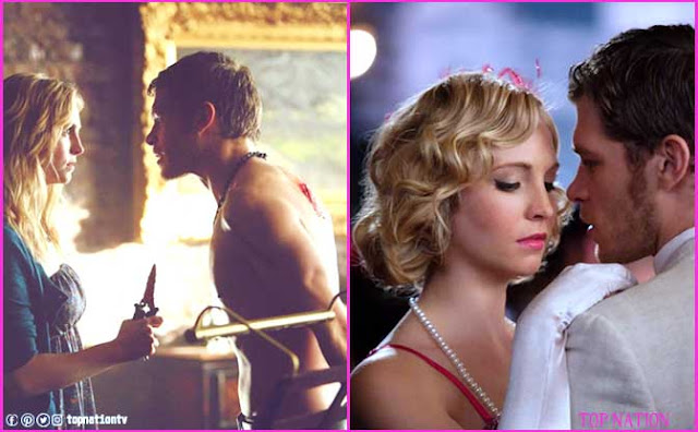 The Originals 5 Thins Only Caroline Can Do To Klaus and Not Die