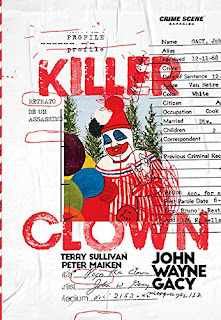 livro KILLER CLOWN PROFILE