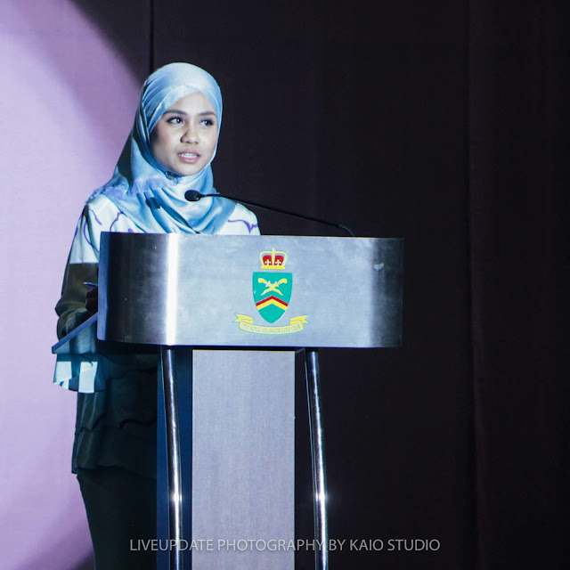 Majlis  Pelancaran Rasmi aQu eksklusif di Watsons Malaysia
