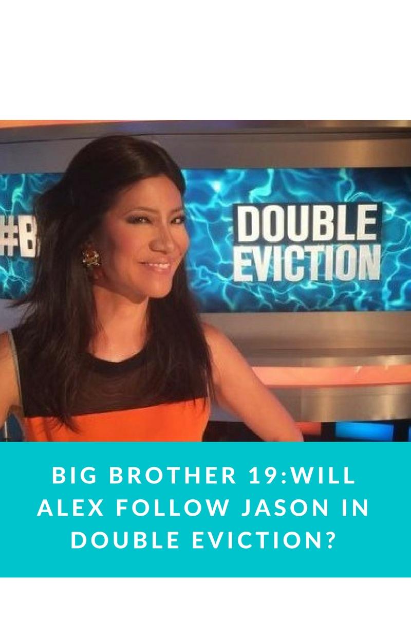 Spoilers Alert:'Big Brother 19' : Will Alex Follow Jason ...