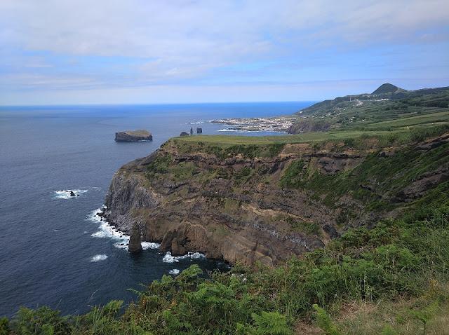Mirador de Ponta do Escalvado en Sao Miguel (Açores)