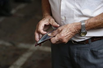 Επιστροφή κρατήσεων… με το σταγονόμετρο στους συνταξιούχους  Έλαβαν μόνο το  25% των αναδρομικών e456a20b584