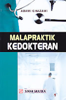 AJIBAYUSTORE  Judul Buku : Malapraktik Kedokteran