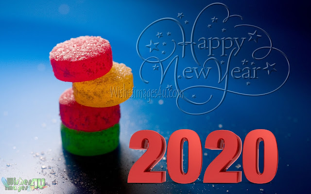 Happy New Year 2020 3D Full HD Images Download