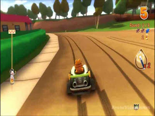 Garfield Kart PC Game Free Download