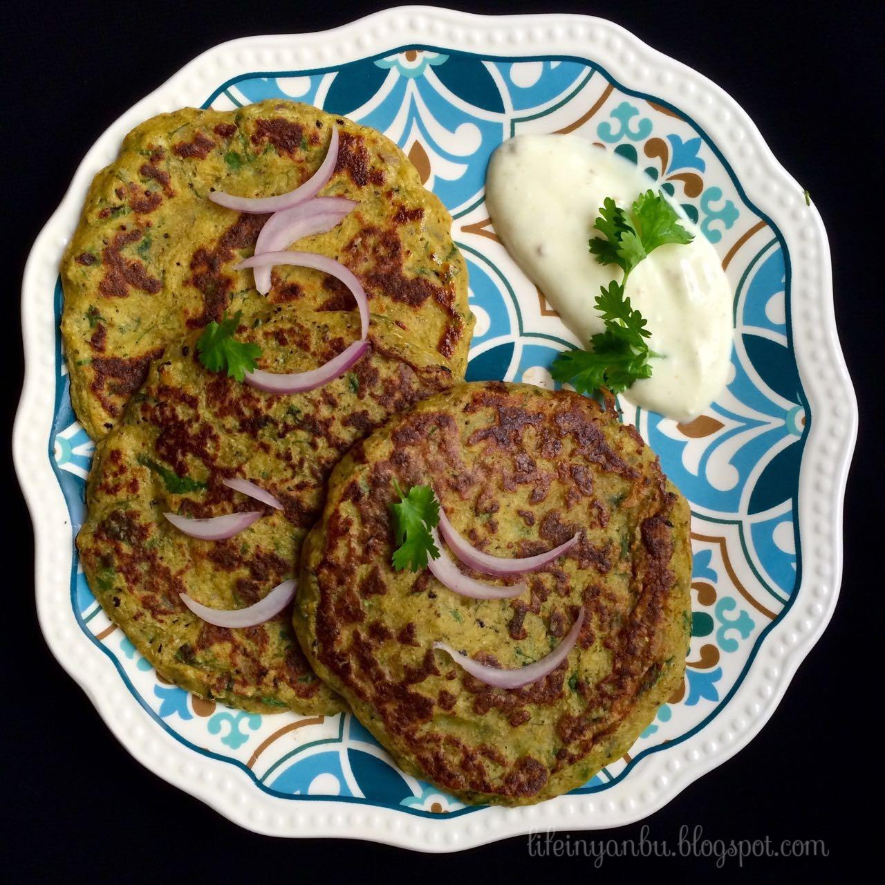 Jabeez | Yemeni Savoury Pancake
