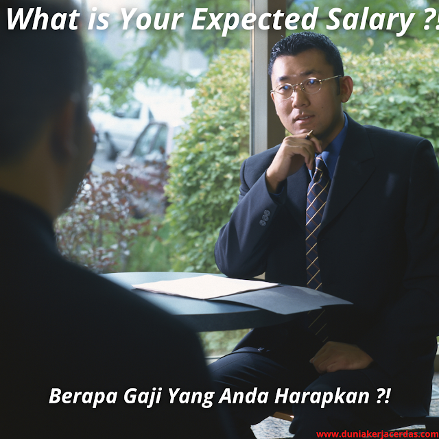 """Tips for Answering Interview Questions """"What is Your Expected Salary"""""""