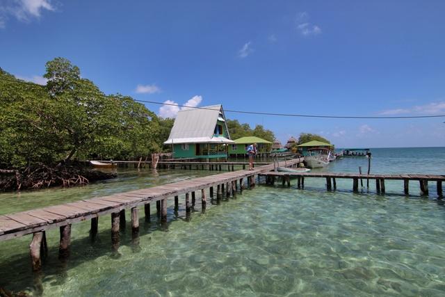 Cayo Coral en Bocas del Toro