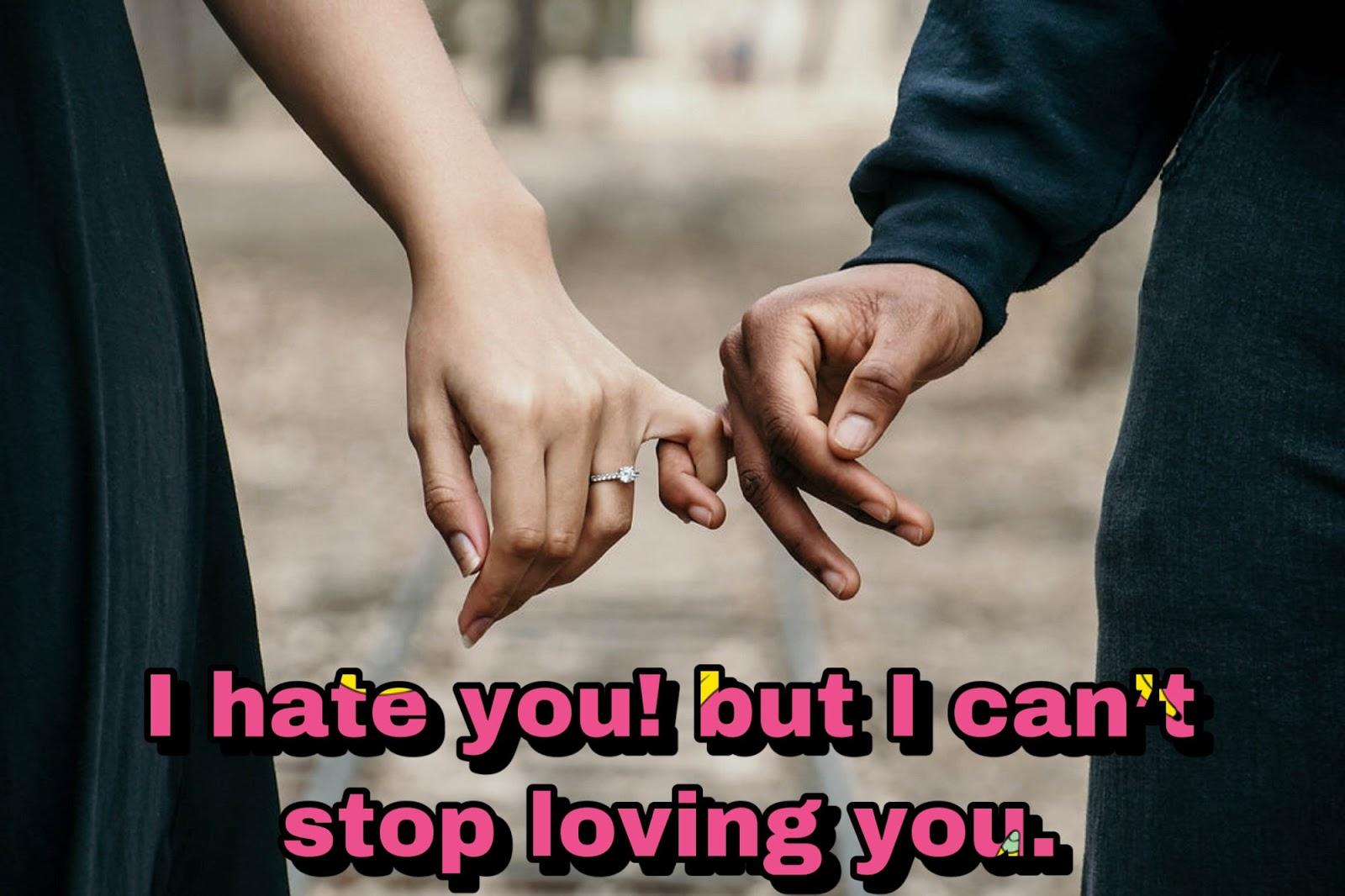 Whatsapp status love break up