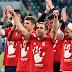 #BayernMunich campeón de la #Bundesliga por quinto año consecutivo
