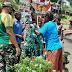 KEEROM: Satgas Yonif Mr 413 Kostrad Optimis Warga Papua Sukses Terampil
