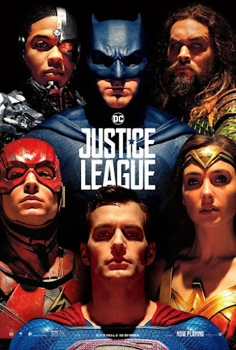 Justice League (BRRip 1080p Dual Latino / Ingles) (2017)