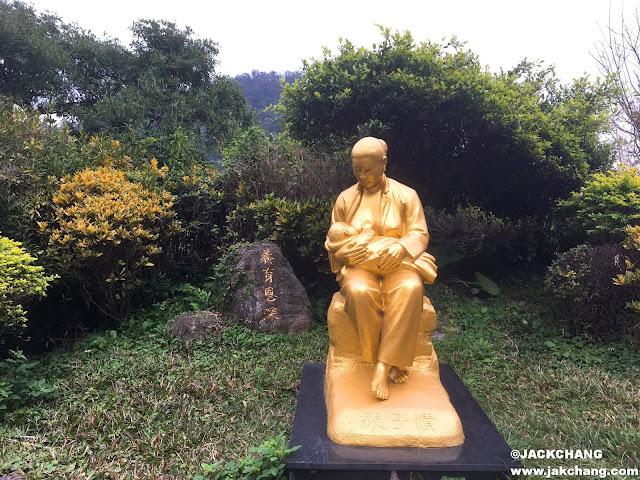 碧山巖景觀雕像