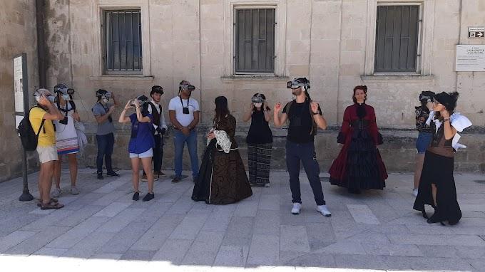 Matera, turisti con visori 3D: con UOCY il primo virtual-tour d'Italia