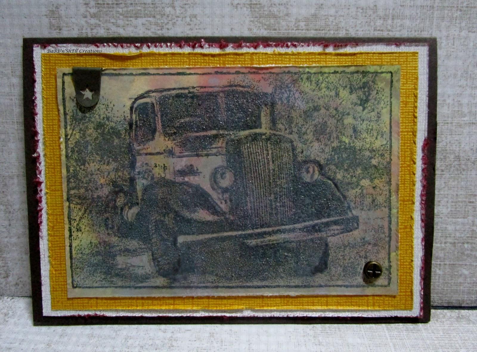 DDCS018 Steam Locomotive. & BaRbu0027nu0027ShEll Creations: Darkroom Door Photo Stamps...