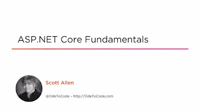 best course to learn .NET Core in 2019