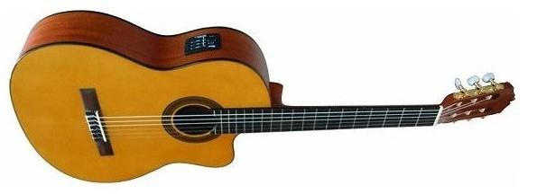 Guitarra española Martínez MCG20S CE