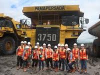 Lowongan Kerja PT Pamapersada Nusantara 2017