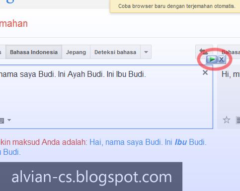 Cara Merubah Suara Google Translate Di Pc - Berbagai Suara