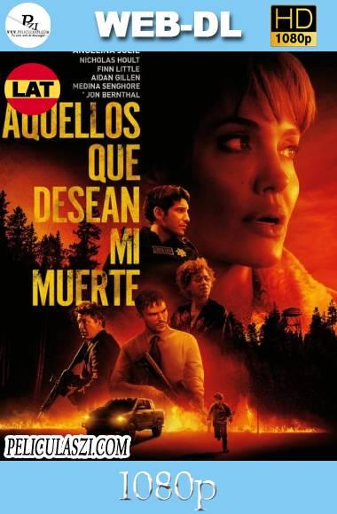 Aquellos que Desean mi Muerte (2021) HD HMAX WEB-DL 1080p Dual-Latino VIP