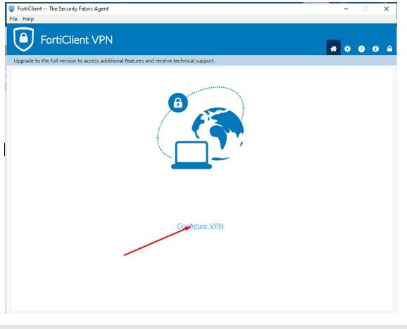 Cara Install FortiClient VPN  dan Configurasi IPSec VPN di Windows 10