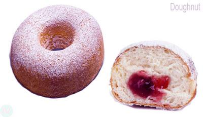 Doughnut, Doughnut cake