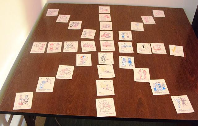 Recenzje #84 - Fiszki iM-Words + konkurs - gra z fiszkami - Francuski przy kawie