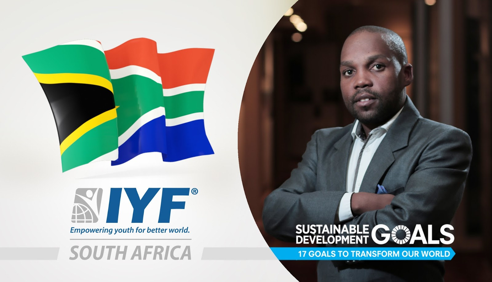 Kefiloe Mokoena, IYF Representative in South Africa