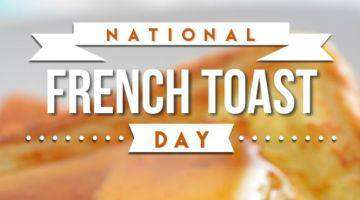 National French Toast Day Wishes For Facebook