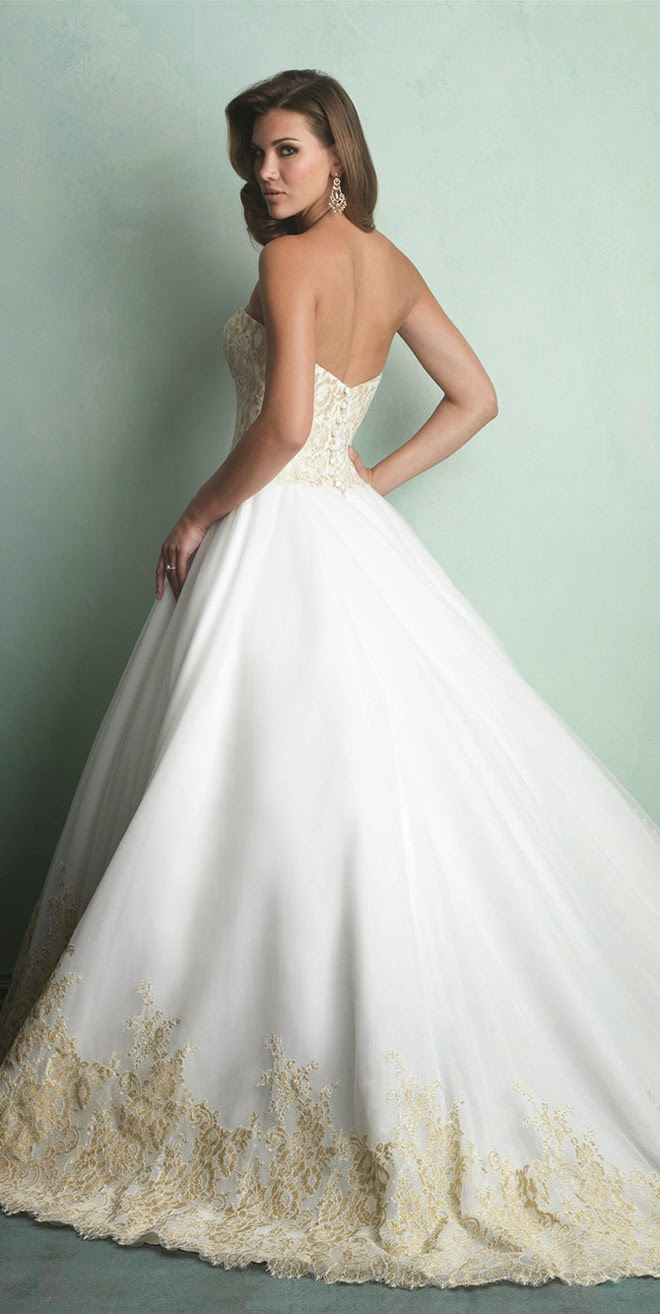 Luxurious Wedding Dresses 63 Popular