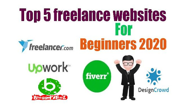 Top 5 Freelancing Websites 2020