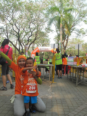 jakarta kids dash event