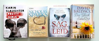 4 Buchempfehlungen für deinen Lesesommer - Blog Silke Boldt