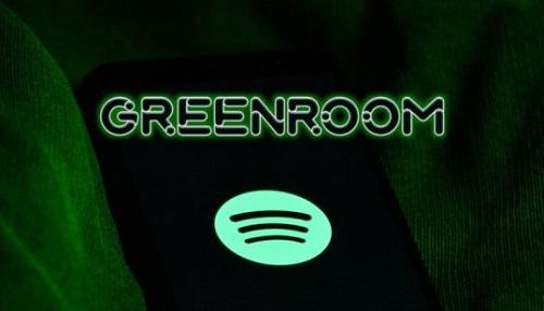 شرح تطبيق Spotify Greenroom