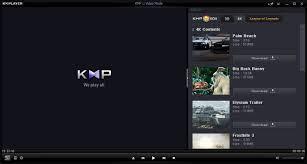 اليكم البرنامج العملاق kmplayer free download مشغل الفيديو برابط مباشر