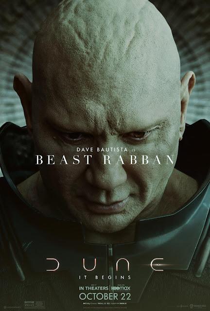 Dave Bautista as Beast Rabban